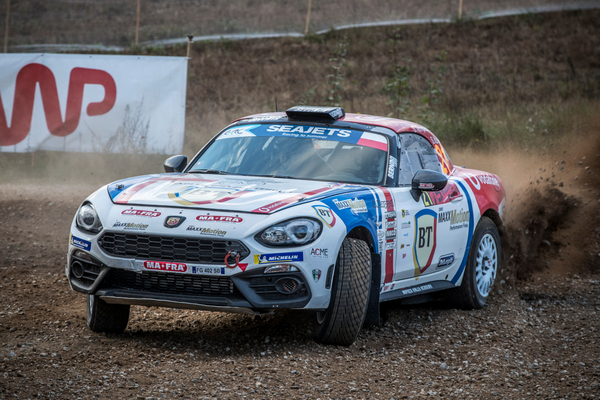 Abarth Rally Cup 2019