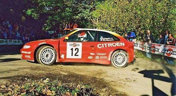Citroen Xsara Kit Car Bugalski Sanremo 98
