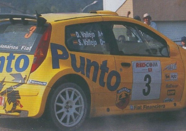Fiat Punto Kit Car Vallejo 1