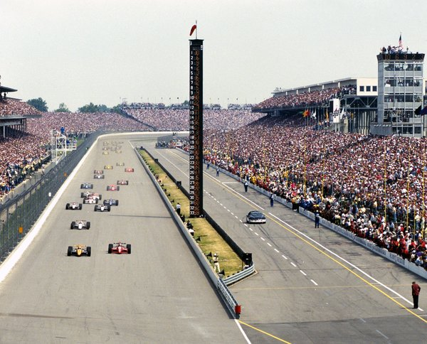 Indy 500 2018 1