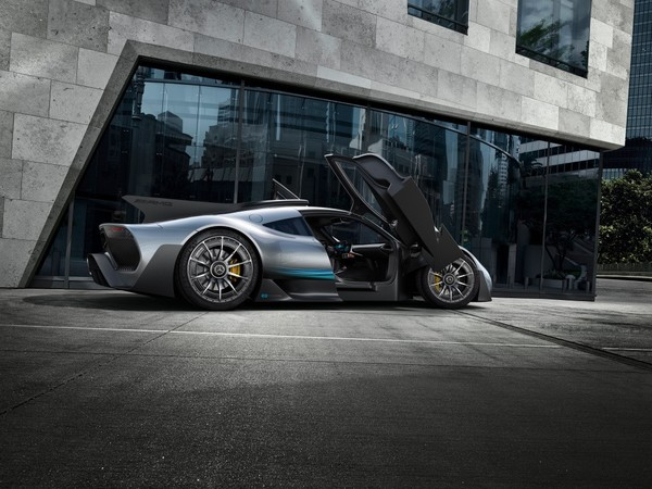 Mercedes Project One 2017