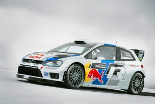Fotos: El Polo R WRC se viste de Red Bull
