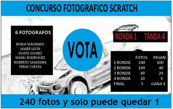 Scratch Concurso