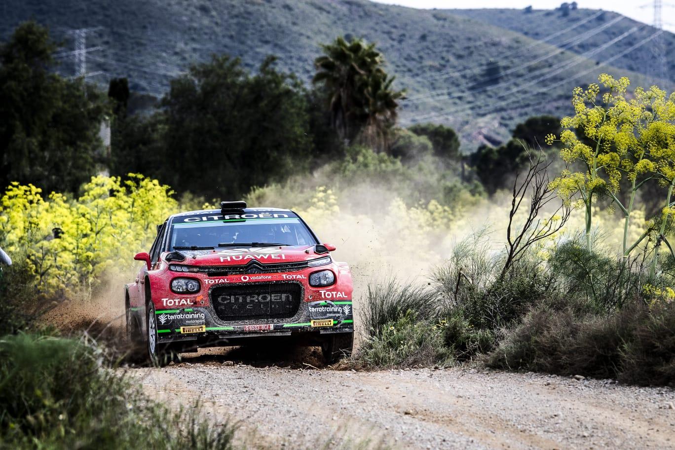 SCER + CERT: 10º Rallye Tierras Altas de Lorca [23-24 Abril] - Página 2 20210424092528